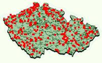Mapa SEZNAM - standard