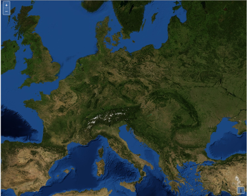 Mapa Open